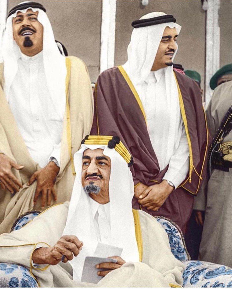Instagram Post By Prince Moteb Bn Abdullah Jul 14 2019 At 5 09pm Utc King Salman Saudi Arabia Saudi Arabia Culture Saudi Men