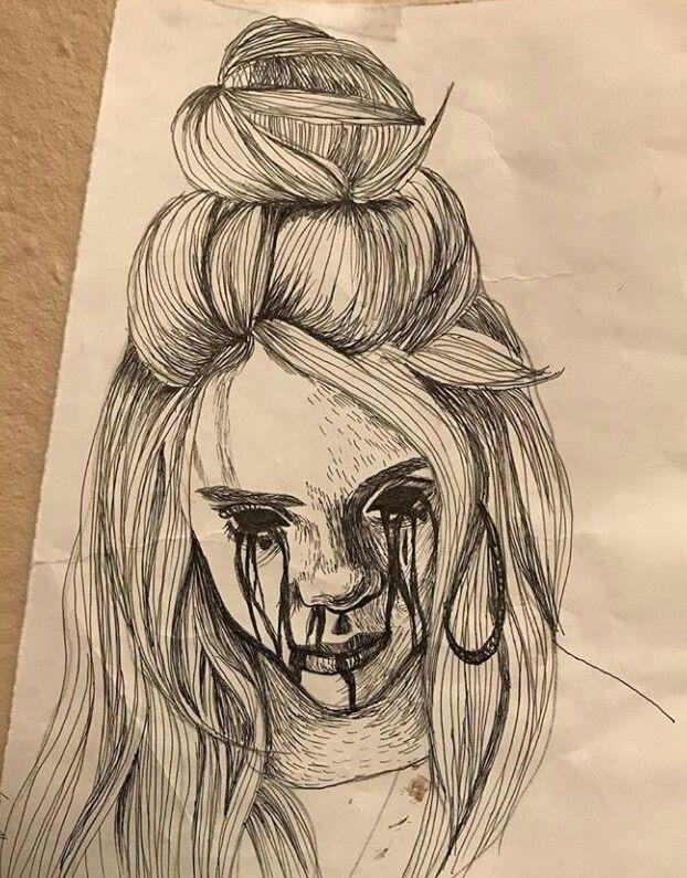 Billie Eilish Desenhos De Celebridades Desenhos