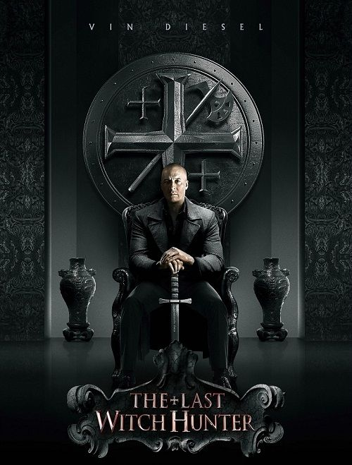 The Last Witch Hunter (2015) | The last witch, The last witch hunter,  Hunter movie