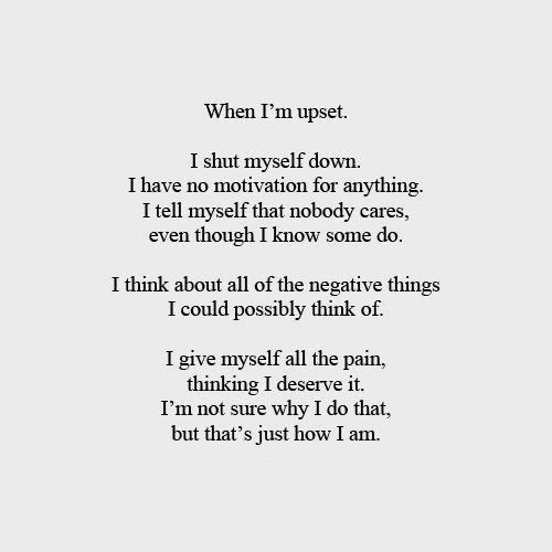 Depressed Quotes Prepossessing Why Am I Depressed Depressing Quotes 0086 5  Who I Am  Pinterest