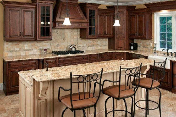 solaris granite kitchen pictures | solaris granite backsplash
