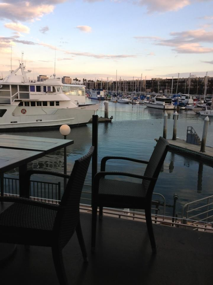 Dock and dine with us at #KillerShrimp!
