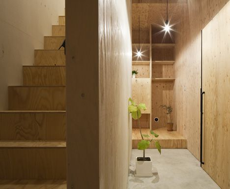 Ant House in Shizuoka, Makinohara, Japan by mA-style architects
