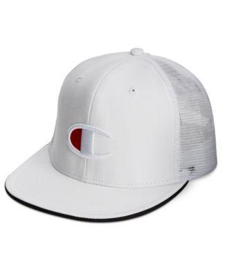 c782dbef0fb CHAMPION Champion Men S Logo Snap-Back Baseball Cap.  champion  cloth    activewear