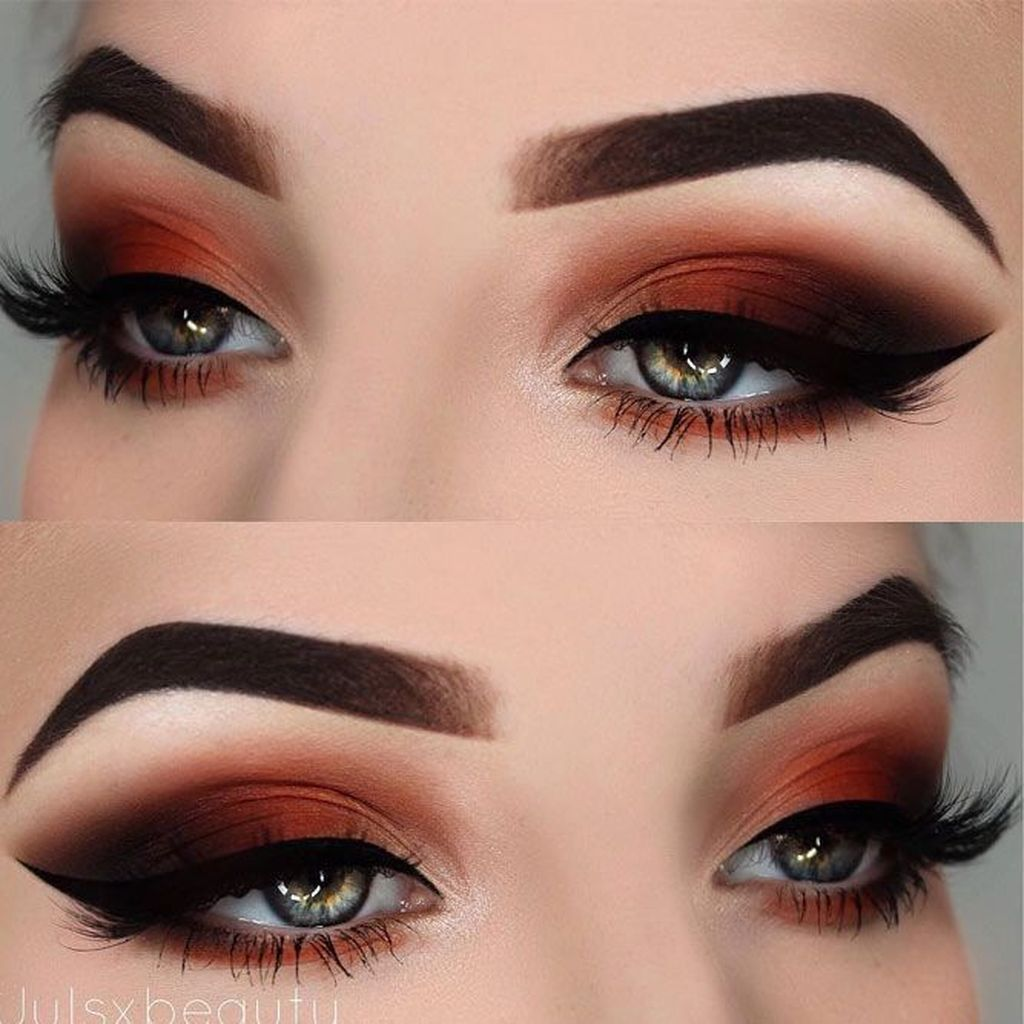 Amazing 46 Amazing Magical Eye Makeup Ideas for Pretty