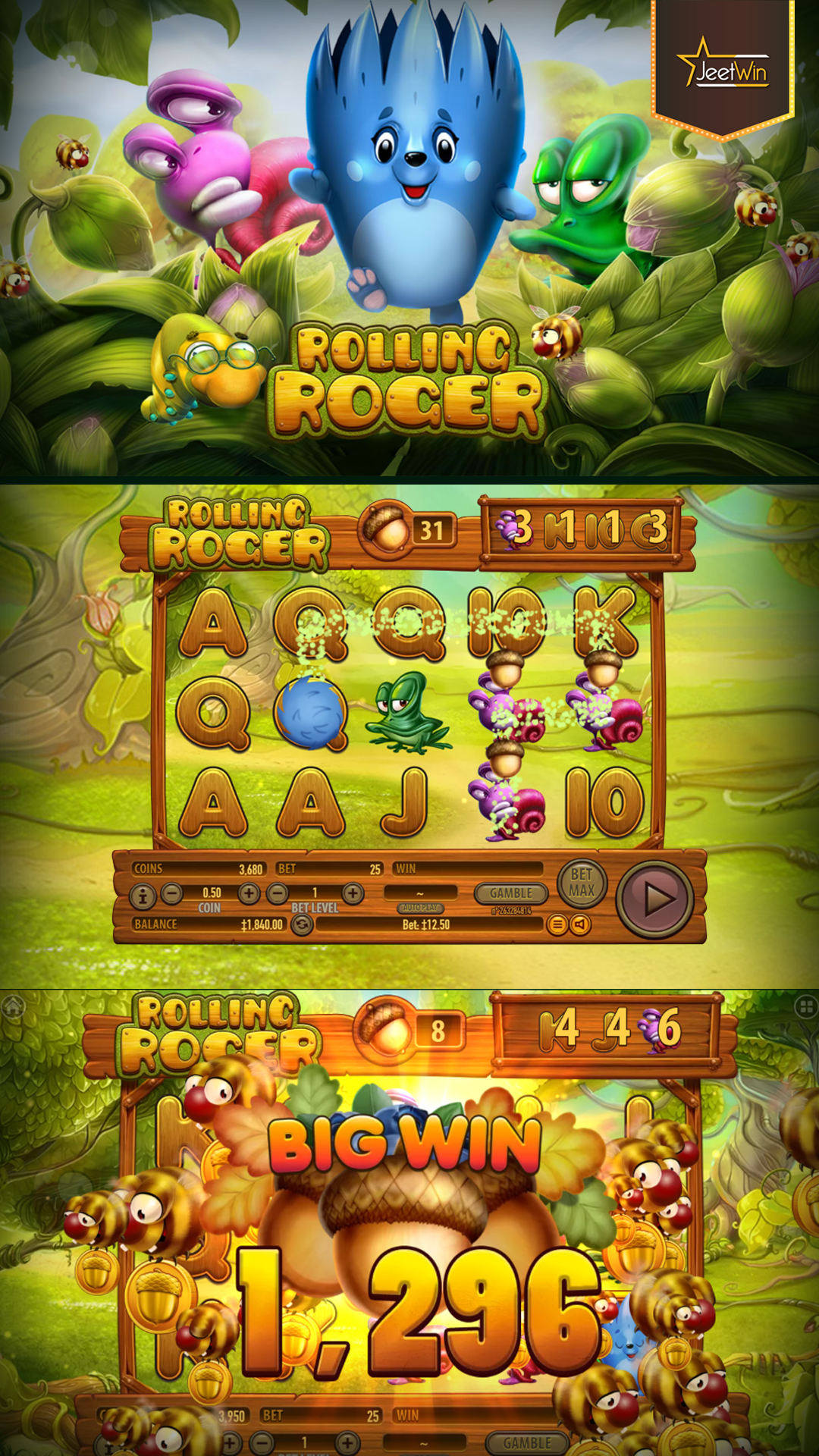 Rolling Roger Slot Game Keep Rolling And Keep Winning Play And