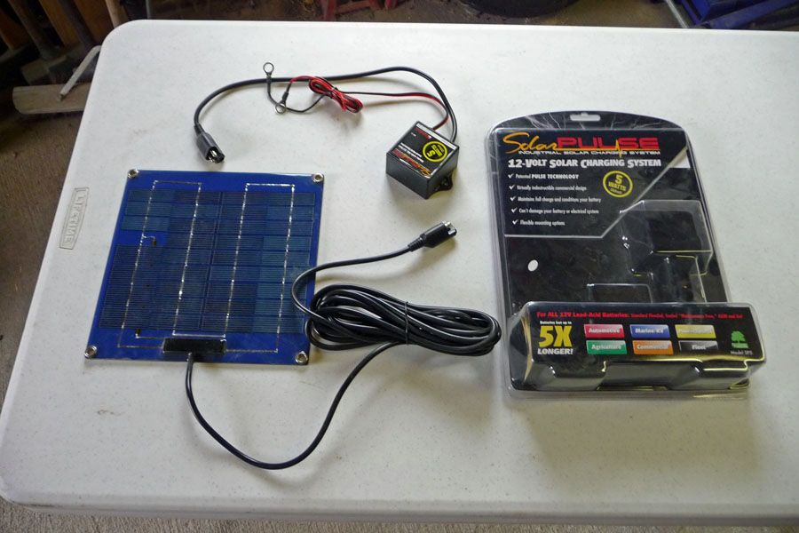 Solar Battery Maintenance Solar Charging And Conditioning Battery For Your Rv Trailer And Horse Trailer Li Slide In Truck Campers Truck Camper Solar Charging