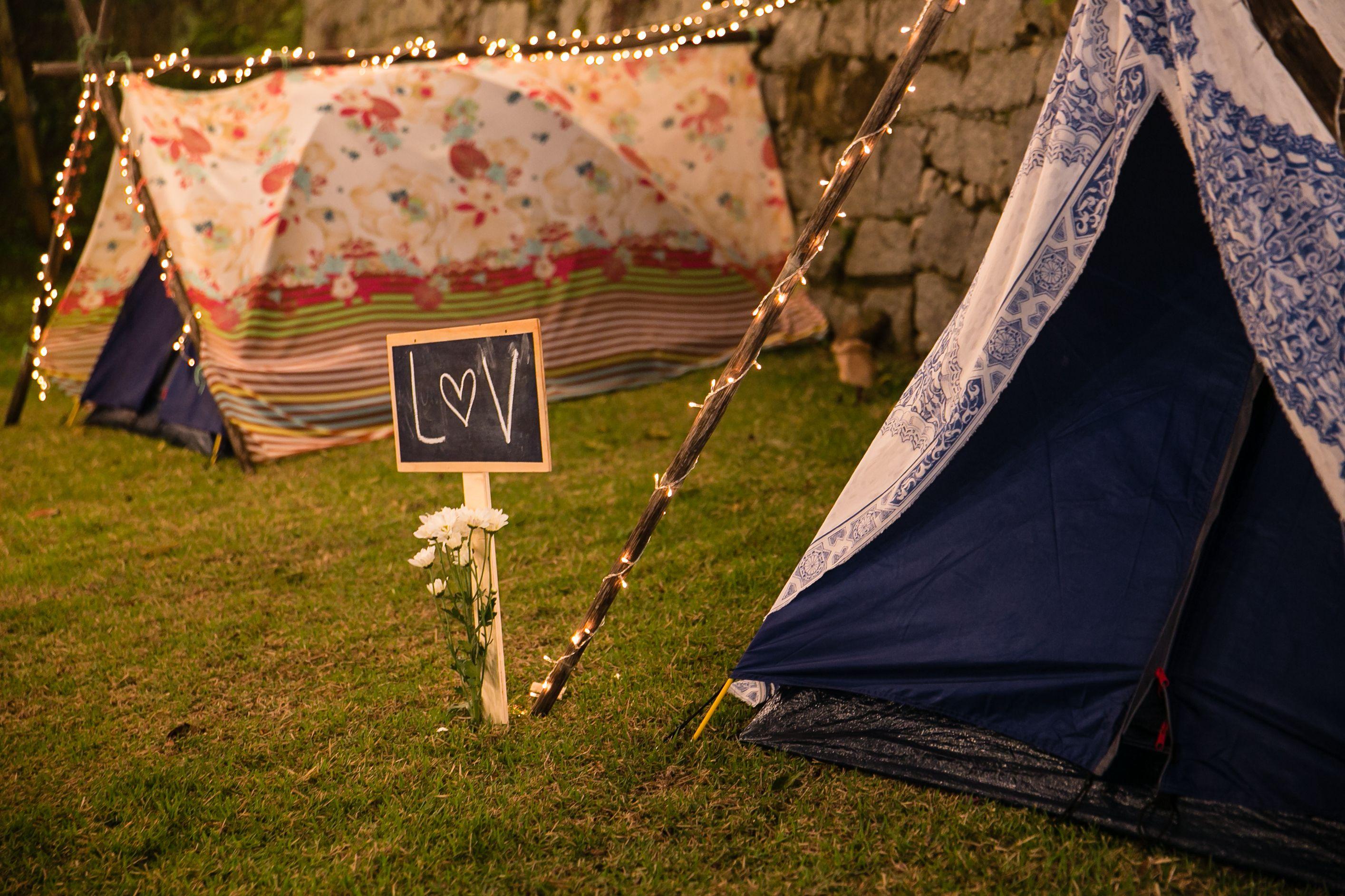 Camping Do Amor Adorofarm Camping Decor Com Imagens Camping