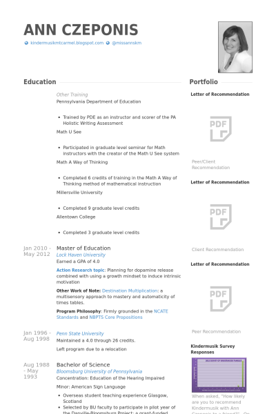 Image Result For Adjunct Professor Resume Sample
