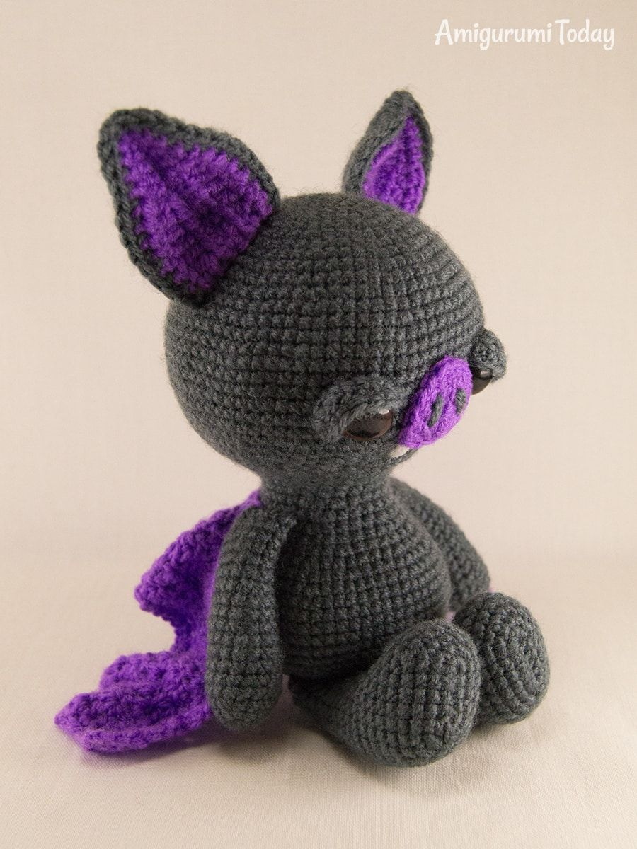 crochet fruit bat pattern | Son's Popkes | 1200x900