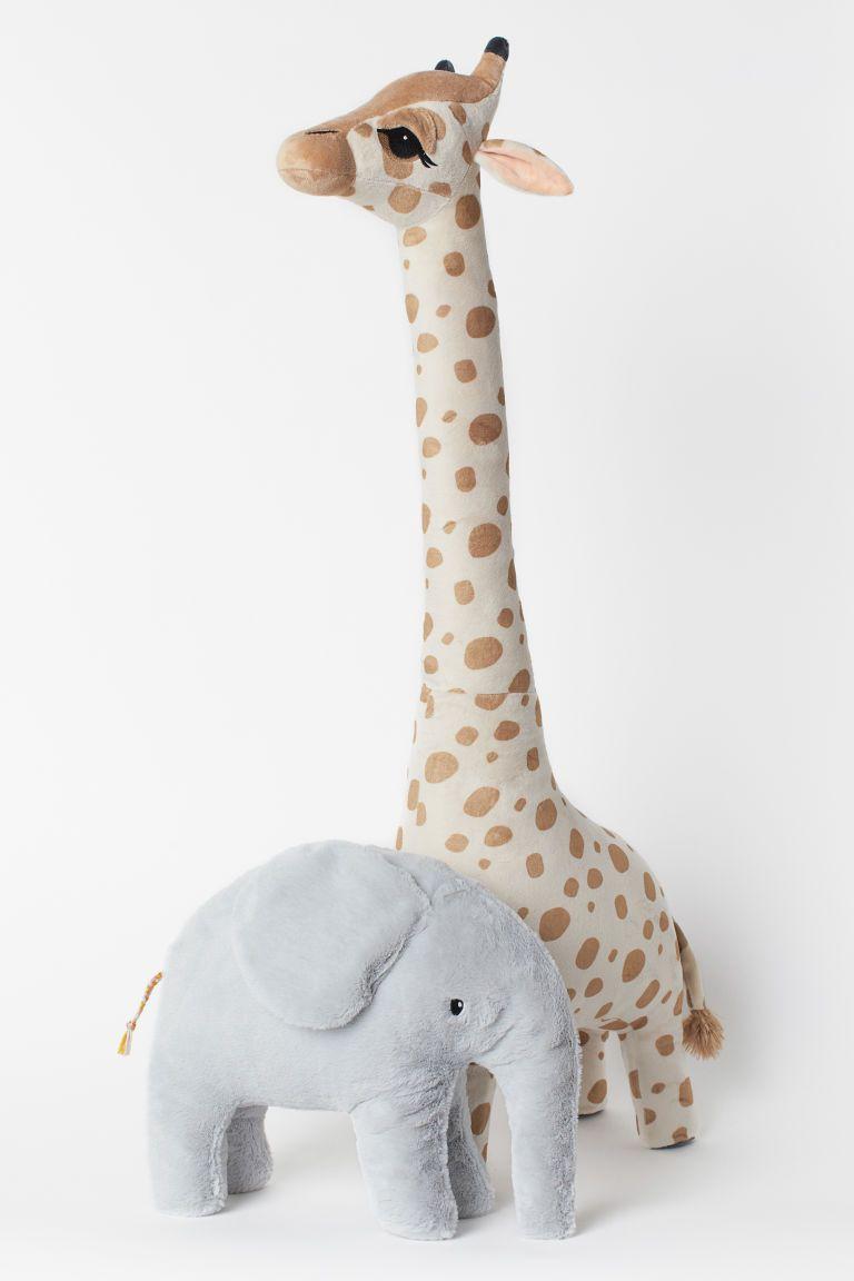 Large Soft Toy Beige Giraffe Home All H M Gb Giraffe Soft Toy Toys [ 1152 x 768 Pixel ]