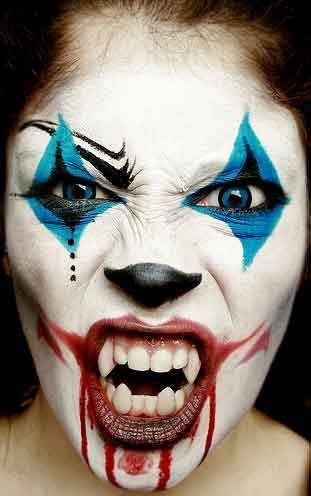 ripped face painting art - Google Search Inspiring Images - face painting halloween makeup ideas