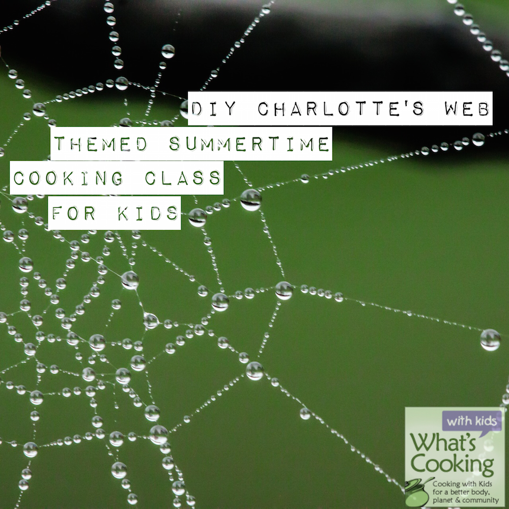 Charlotte\'s Web Themed Recipes | Sneaking the Fun Back Into School ...