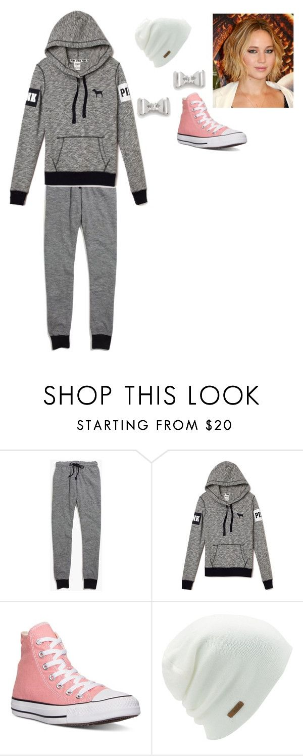 """""""Sweat Converse"""" by charbear231 ❤ liked on Polyvore featuring Madewell, Converse, Coal, Marc by Marc Jacobs, women's clothing, women, female, woman, misses and juniors"""