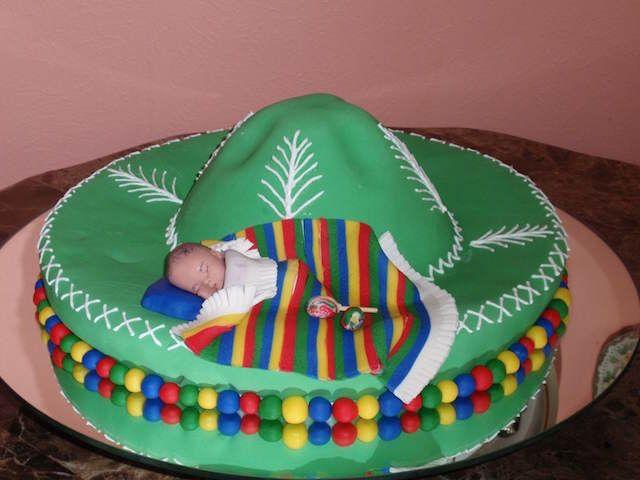 Adornos Para Baby Shower Temático De México