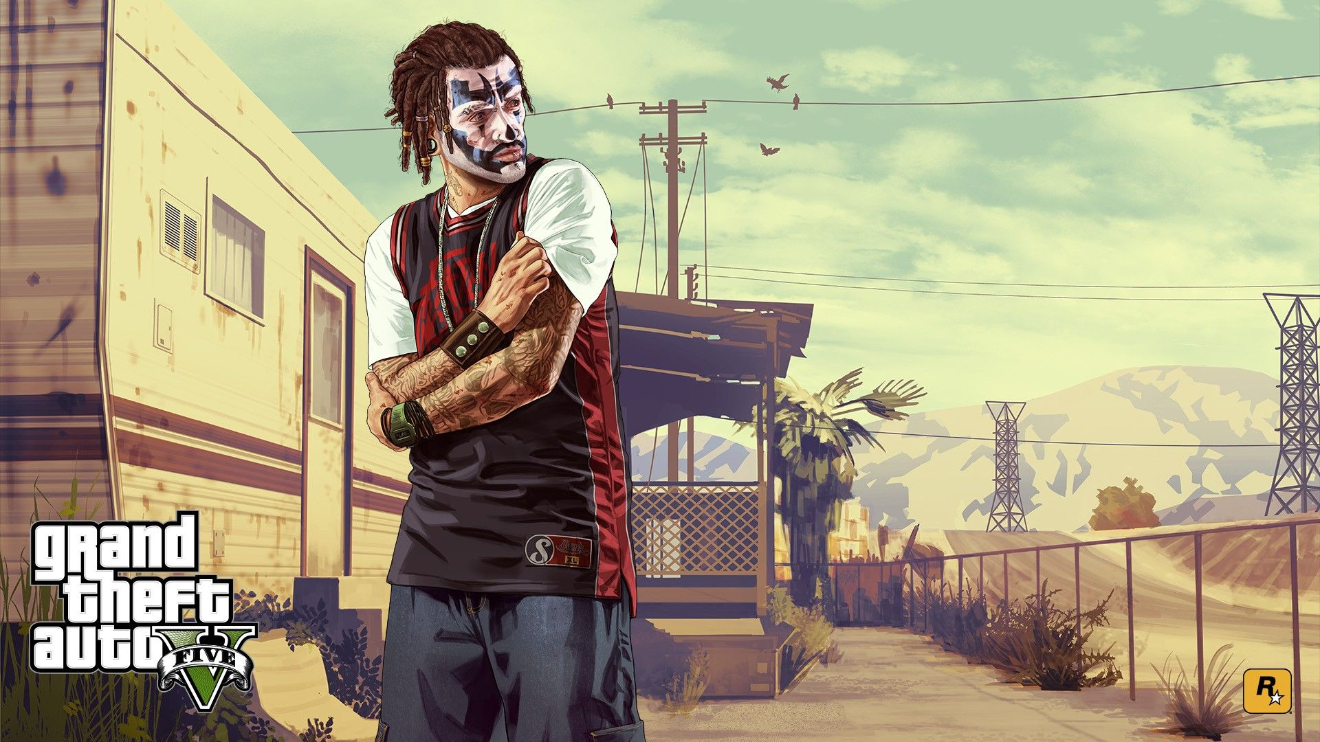 GTA V Wallpaper p HD История искусства, История, Картинки