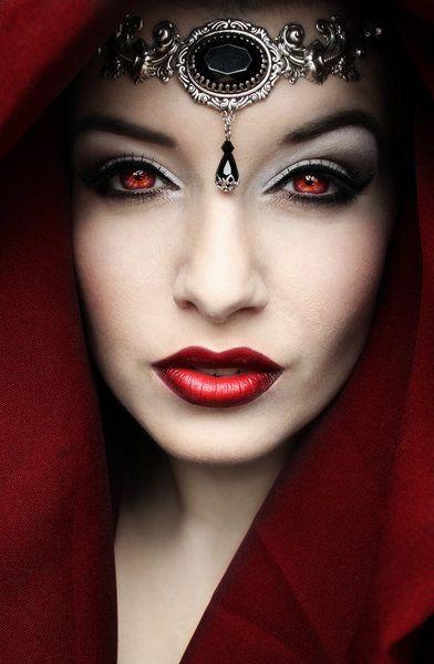 El rojo de la mujer por la-esmeralda (imagen impresa)