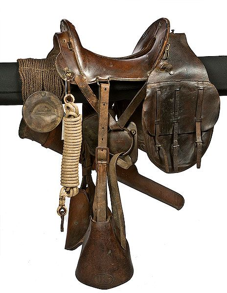 Rock Island Arsenal Cavalry Spurs