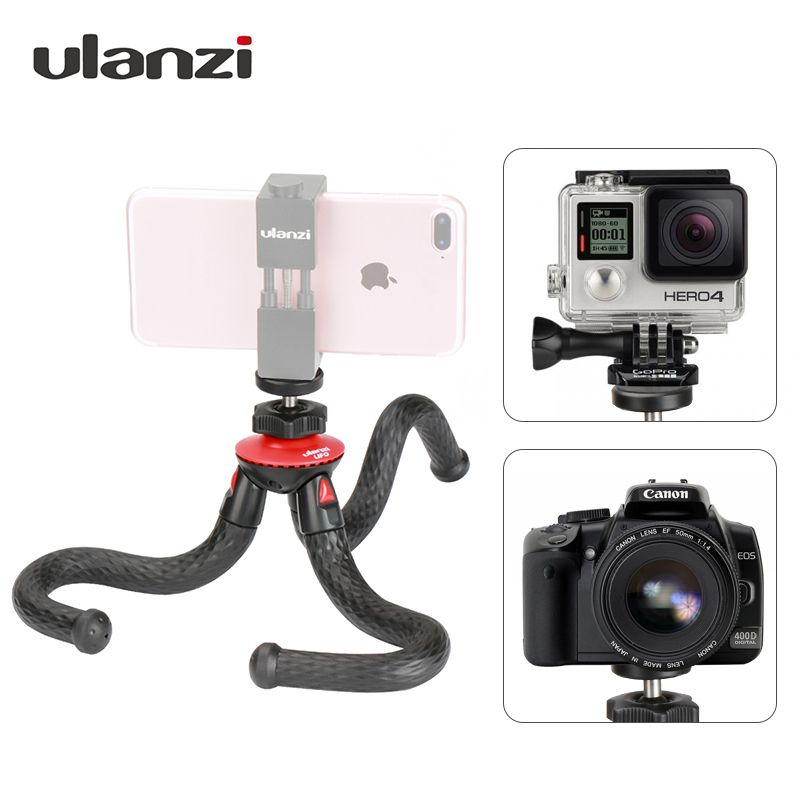 3 Smartphone Photography Tips For Casual Photographers: Discount !! Ulanzi Mini Flexible Octopus Mobile Tripod
