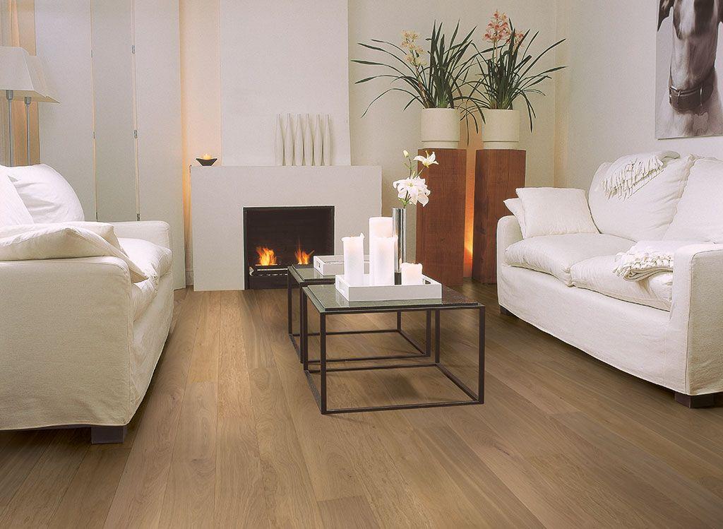 Quick-Step Compact 'Oak pure extra matt' (COM3100) Hardwood flooring - www.quick-step.com