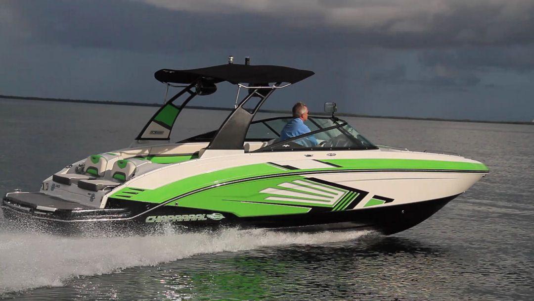 2016 Chaparral Vortex 203 VRX wtwin 150 hp jet power Chaparral