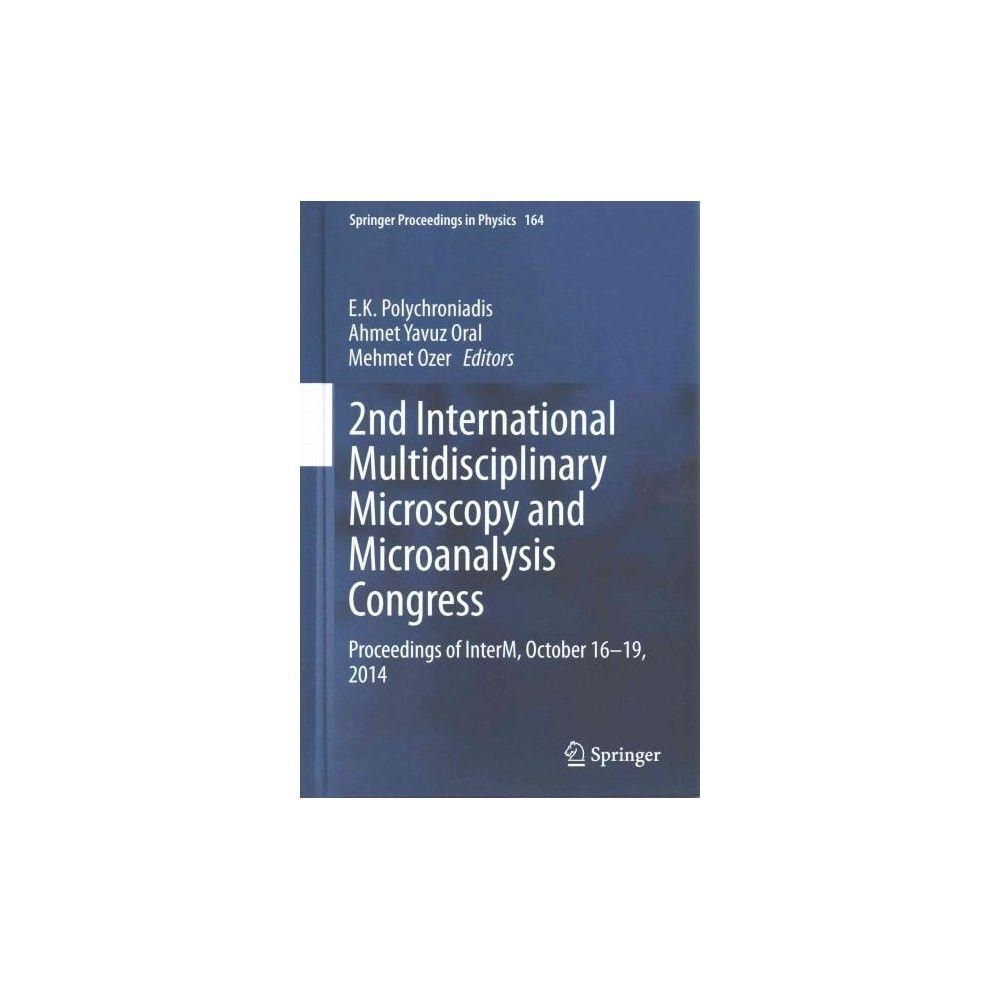 2nd International Multidisciplinary Micr ( Springer Proceedings in Physics) (Hardcover)