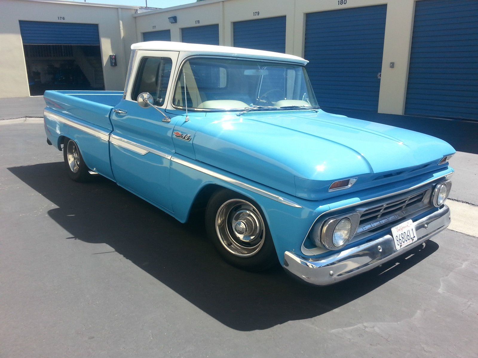 196066 Chevy C10 Trucks & Suburbans image by Rich