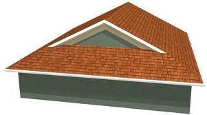 dutch gable roof on rectangular plane - Google Search ...