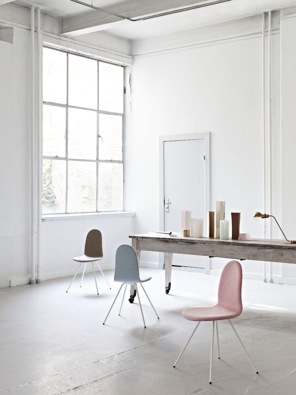 Réédition Arne Jacobsen |MilK decoration
