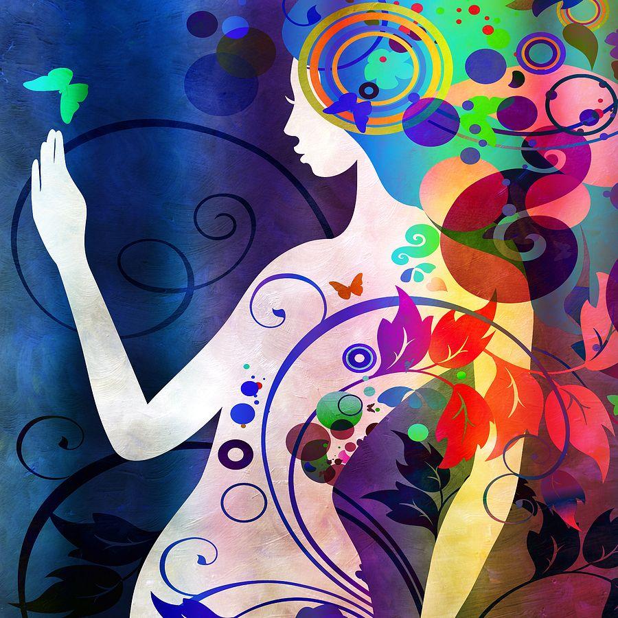 Wonder Digital Art  - Wonder Fine Art Print