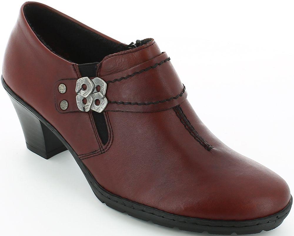Rieker női bőr félcipő  3b51f90422