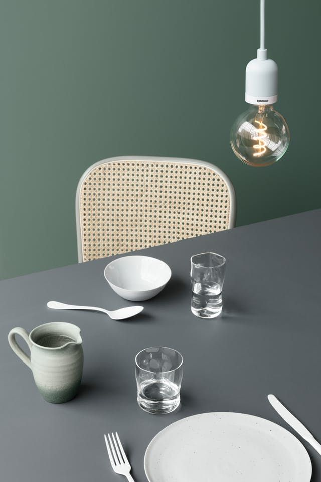 Pantone Debuts Its First Lighting Collection