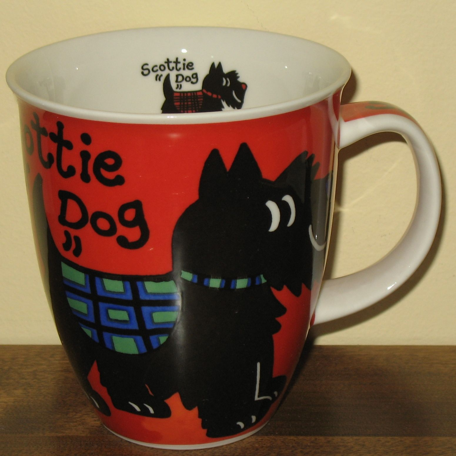 FOR DOG LOVERS Handsome Scottish Terrier Scottie dog