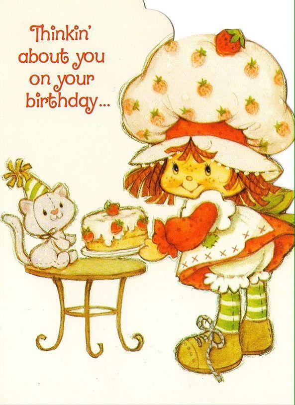 strawberry shortcake oh happy day pinterest emily