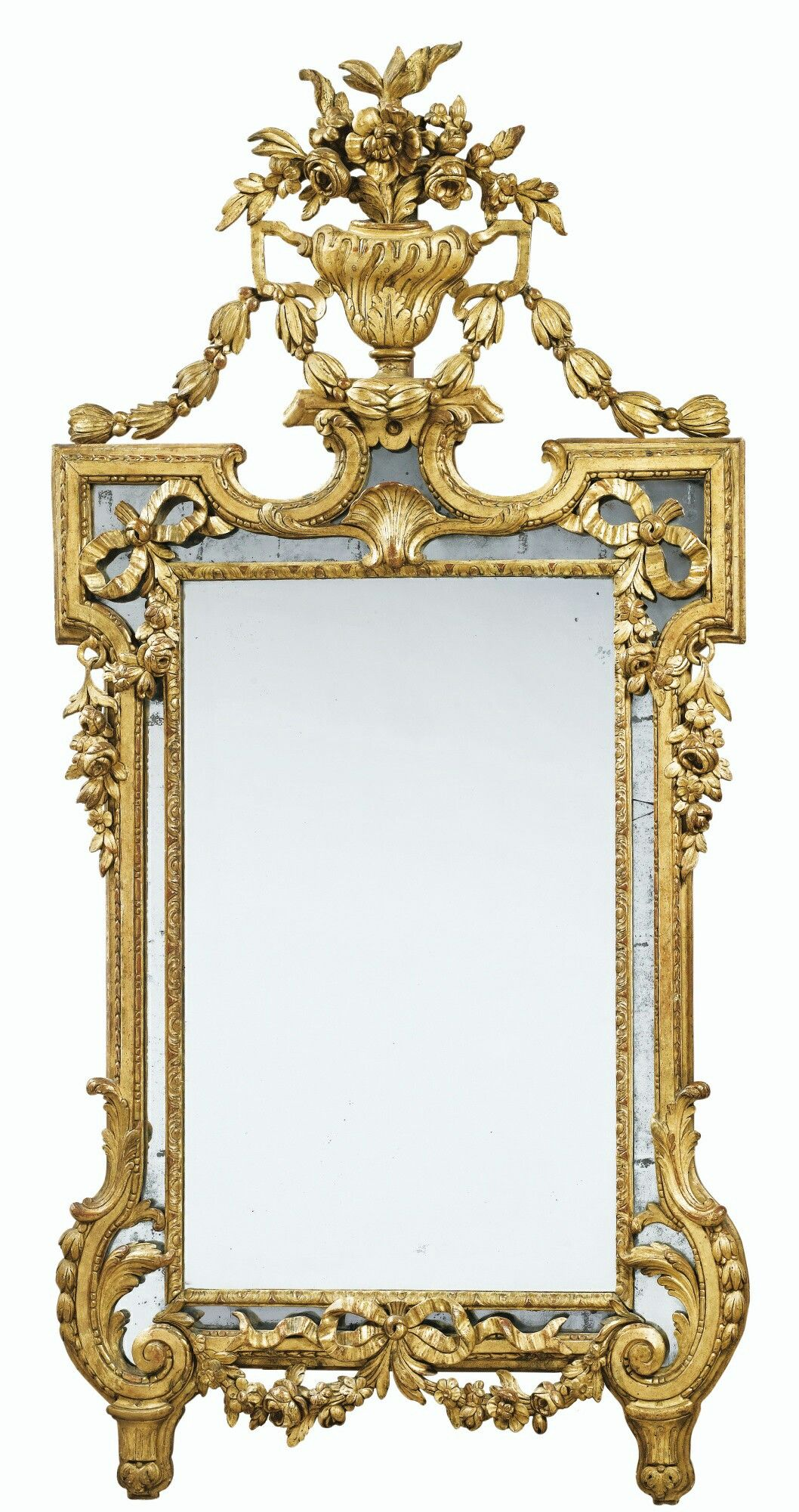 Antique mirror   Old is sometimes Better   Pinterest   Mirrored ...