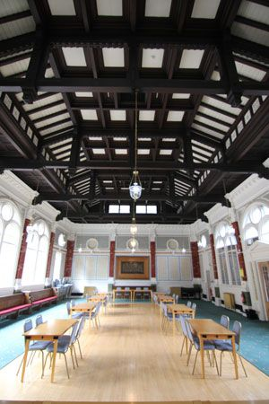 Channing Hall Room For Hire In Sheffield Venues Wedding Venues
