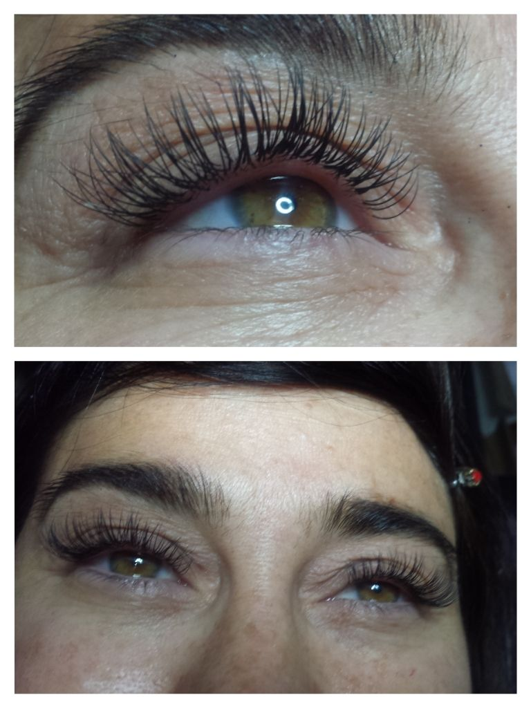 Try Minkys Lash Extensions At Spalon Montage It Can Give Your Eye