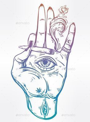 45 Creative Tattoo Drawings For Your Inspiration Third Eye Tattoos Small Shoulder Tattoos Creative Tattoos
