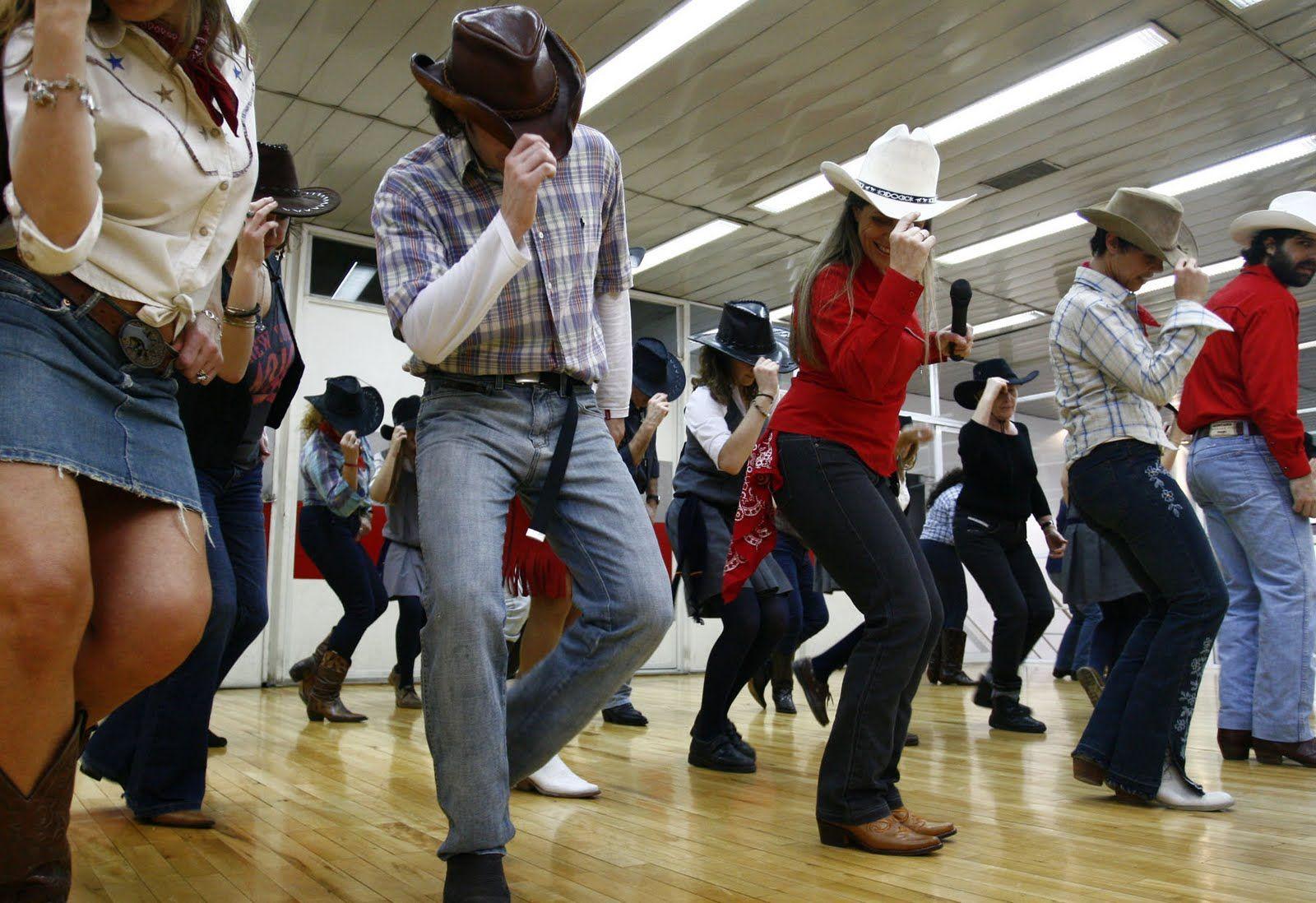 Los mejores bailes de Country Line Dance