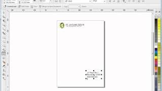 Membuat Membuat Kop Surat Tutorial Coreldraw Dasar Dasar Coreldraw Belajar Cepat Coreldraw Otodidak Coreldraw Mastering Coreld Penulisan Buku Belajar Buku
