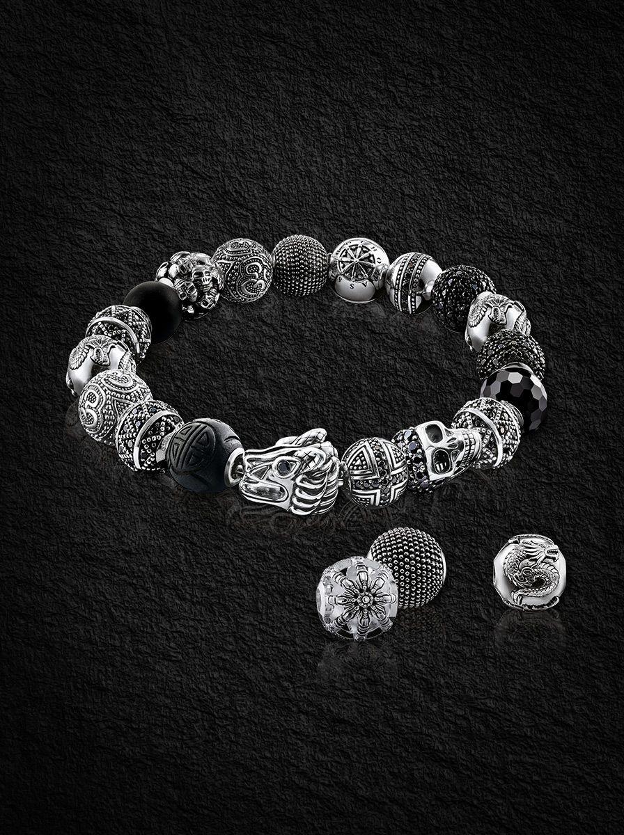 Karma Beads For Men – Jewellery  Thomas Sabo