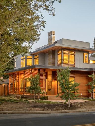 Beautiful Custom Modern Modular Home Built By Irontown