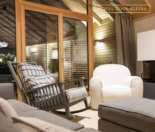 Poltrone Presso Hotel Rosa Alpina San Cassiano Imbottiti Pinterest - Rosa alpina san cassiano