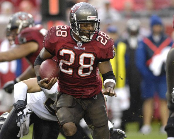 Warrick Dunn 28 Tampa Bay Buccaneers Rb College Florida State Warrick Dunn Football Helmets Tampa Bay Buccaneers
