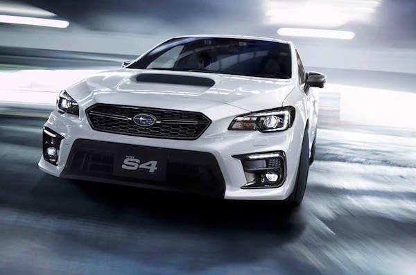 Japan Spec Wrx S4 Gets Upgraded Eyesight 2 Ways Subaru Has Your Back Wrx Subaru Subaru Motors