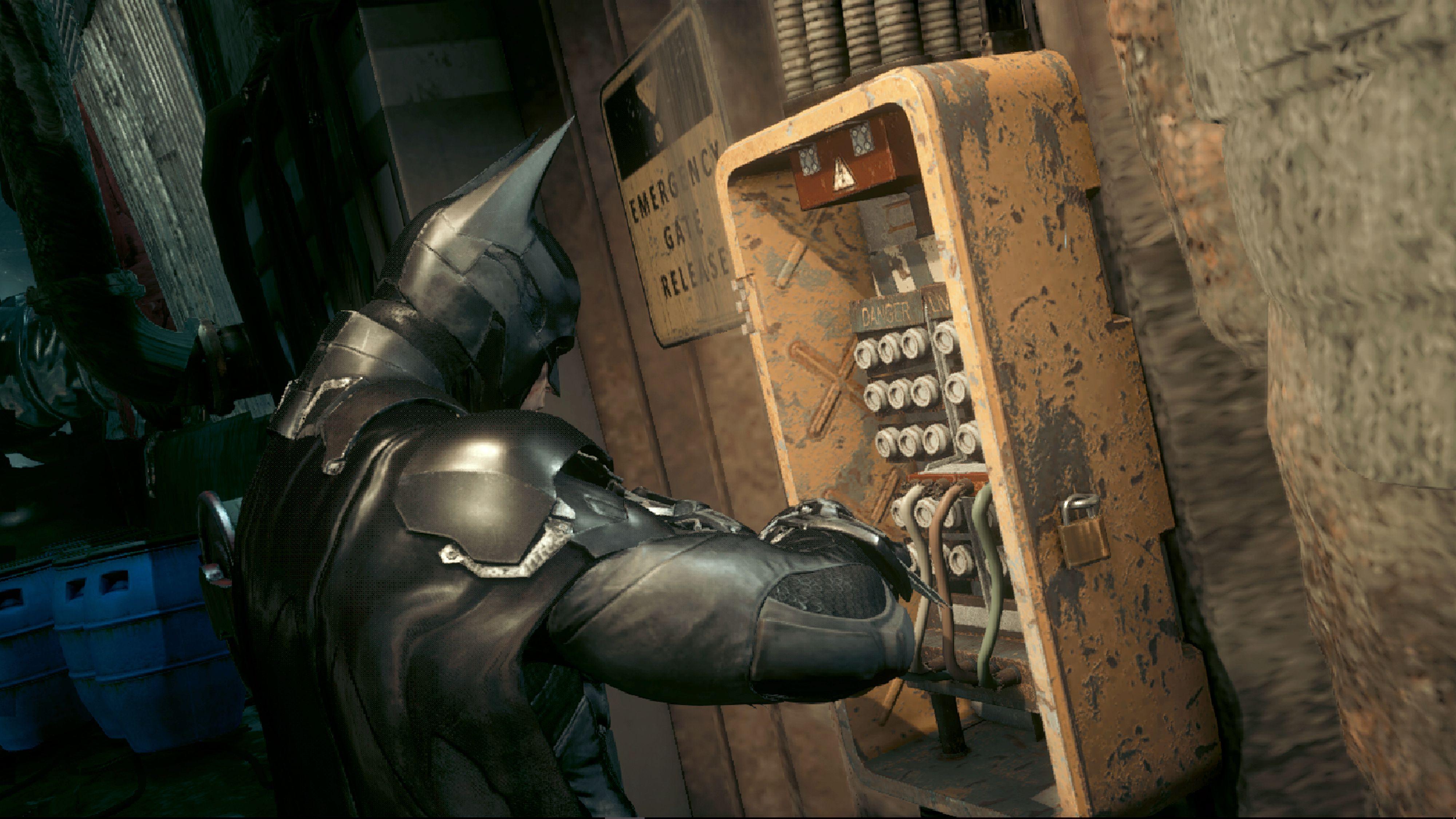 batman arkham knight hot wiring the door inside ace chemicals rh pinterest co uk Wiring a Hot Tub Spa Hot Rod Wiring Diagram Online