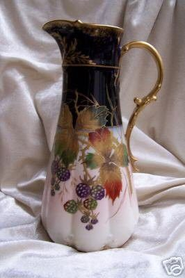 Welcome to my summer semi-annual Limoges Porcelain Auctions. I will be listing over 100 items throughout the coming months, so please check back weekly. Several pieces from my private collection, as w