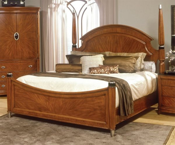 Awesome Bed Design Made By Wood 58 Example Http Freshouz Com Bed Design Made E2 80 8 Wooden Bedroom Furniture Wood Bedroom Sets Bedroom Furniture Design