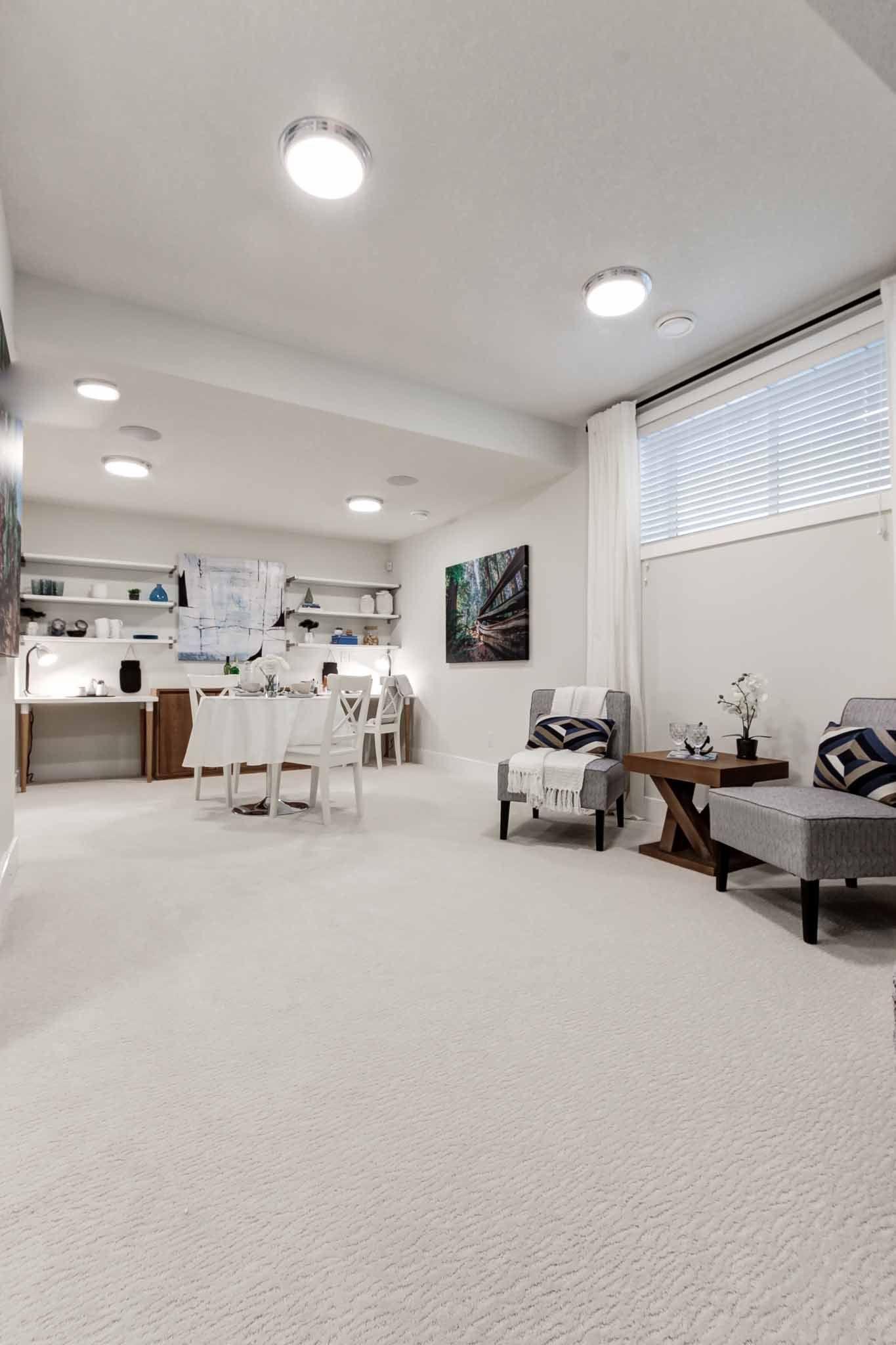 Show home in Cornerstone, Calgary. Built by Truman. #yyc #homedecor ...