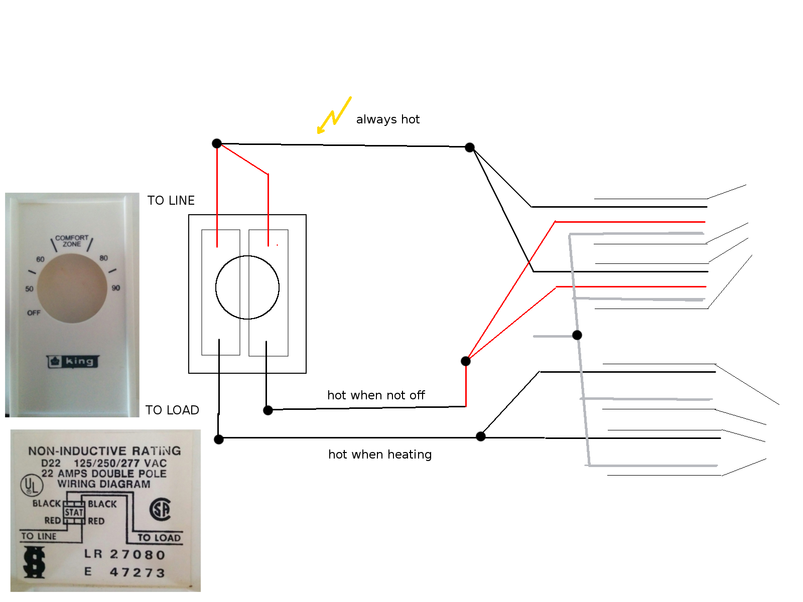 Diagram Diagramtemplate Diagramsample Check More At Https Servisi Co Stelpro Baseboard Heaters Wiring Diagram